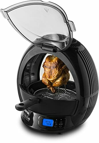 Gourmia GMF2600 Air Fryer & Multi-cooker