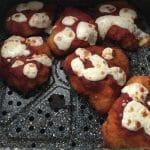 Air Frying Chicken Parmesan Recipe