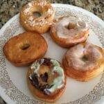 Homemade Air Fried Donuts